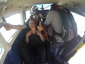 Afrika-Namibia - SkyDive 1