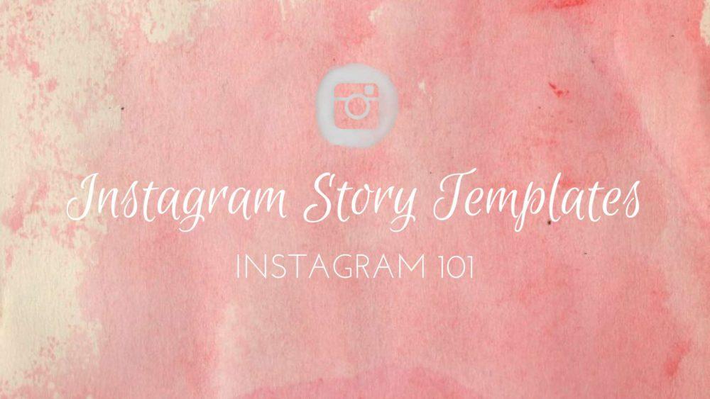 Instagram Story Templates - Unterhalte deine IG Follower ...