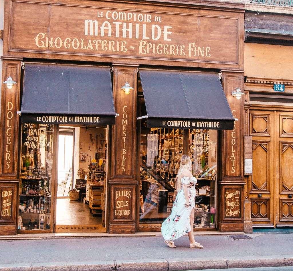Most instagrammable places in lyon snap a shot - Le comptoir de mathilde lyon ...