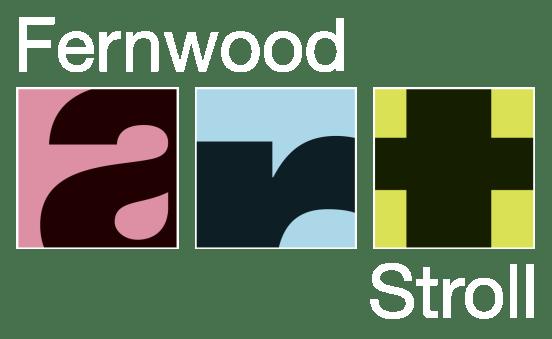 Fernwood Art Stroll logo