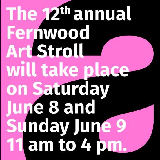 Fernwood Art Stroll 2019