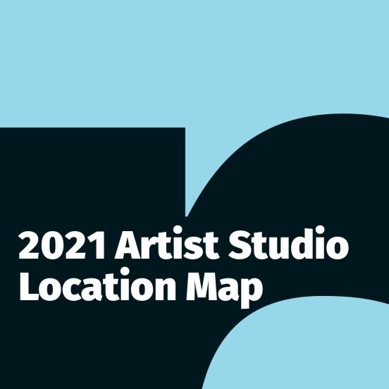 The Fernwood Art Stroll 2021 - the letter r - The Fernwood Art Stroll 2021 - the letter r - 2020 Artist Studio Location Map