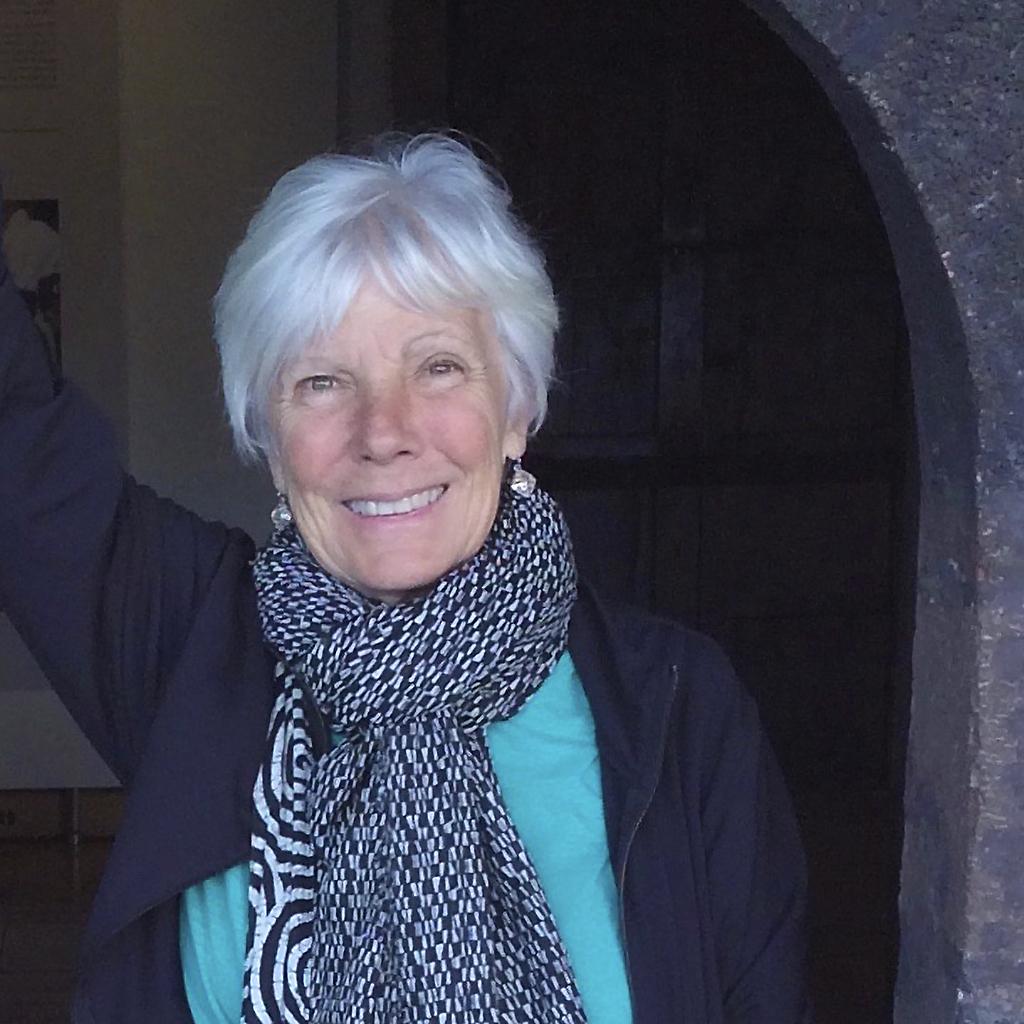 Joanna Pettit - Portrait
