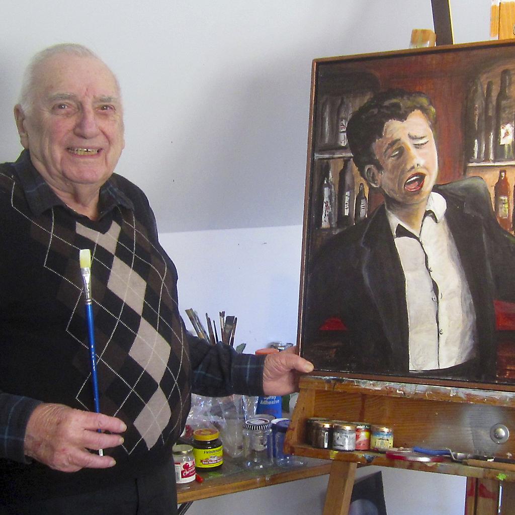 Ray Thomas - Portrait