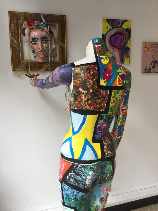 Art by Pandora Arts Collective Society