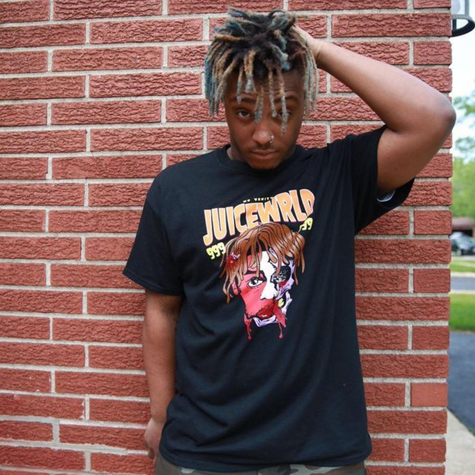 Juice Wrld Merch T Shirt