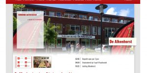 alkenhorst website ontwikkeld door ferp met partner