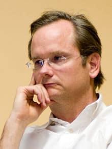 Portrait de Lessig