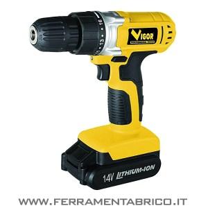 TRAPANI VIGOR BATTERIA SAMSUNG VST-1440 LITIO