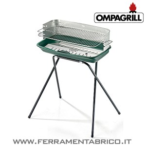 BARBECUES OMPAGRILL 60400AL