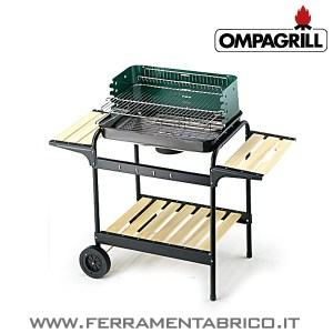 BARBECUE OMPAGRILL 80501