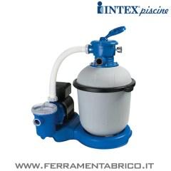 POMPA FILTRO PISCINE INTEX SABBIA 10000 L-H
