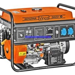 Generatore corrente benzina VINCO