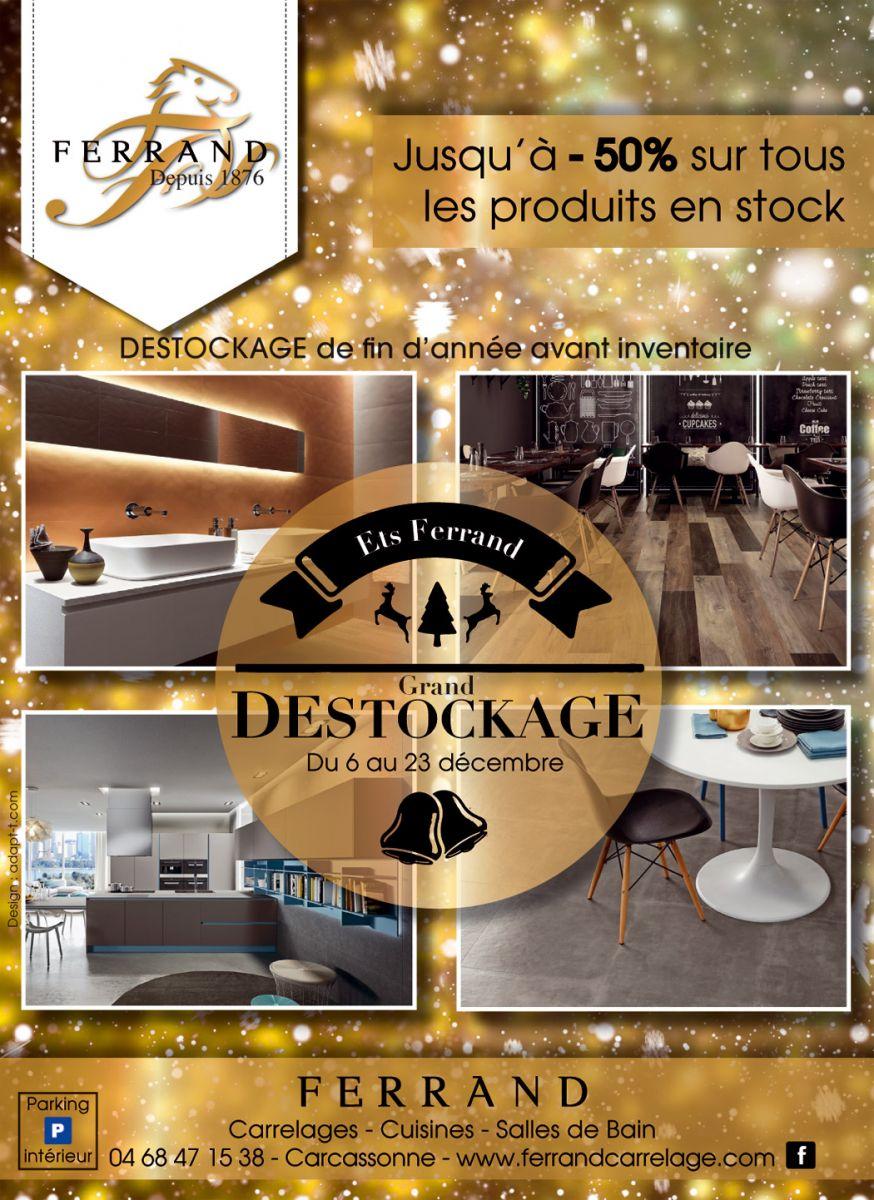 Destockage Ferrand Carrelage A Carcassonne