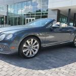 Used 2016 Bentley Continental Gt W12 For Sale Sold Ferrari Of Central New Jersey Stock Bc054916p