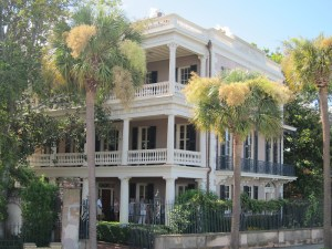 Southern Charm at Charleston's Edmondston-Alston House