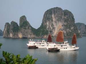 The Breathtaking Beauty of Halong Bay, in Photos
