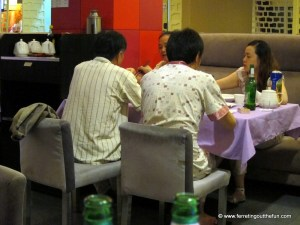 Snapshot: Pajamas as Shanghai Streetwear