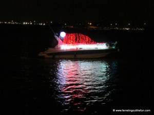 Christmas in DC: Holiday Boat Parade of Lights