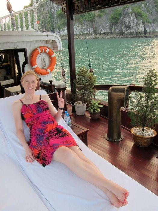 Halong Bay Cruise Dress