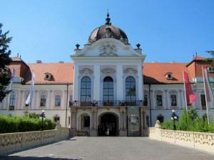 The Royal Palace of Godollo, Hungary