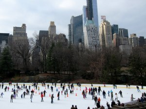 Snapshot: Central Park in Winter