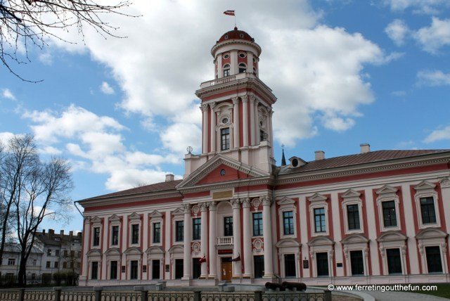Jelgava history and art museum