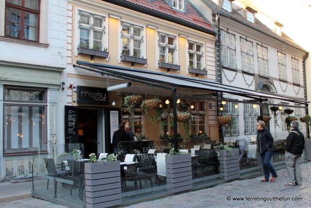 Muusu Restorans Riga