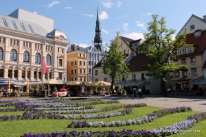 Swooning Over Spring in Riga