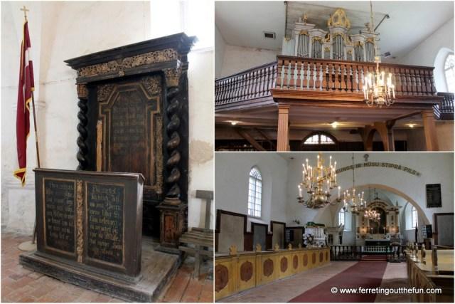 Bauska Old Church