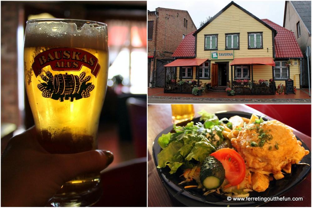 Where to Eat in Bauska