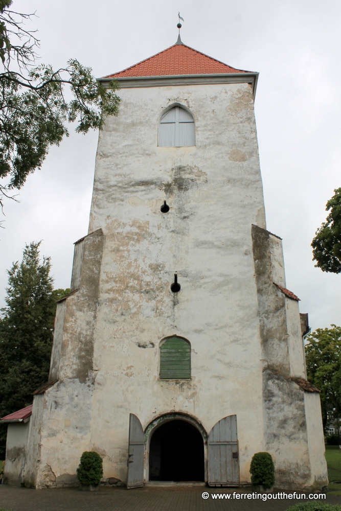 Bauska Church of the Holy Spirit