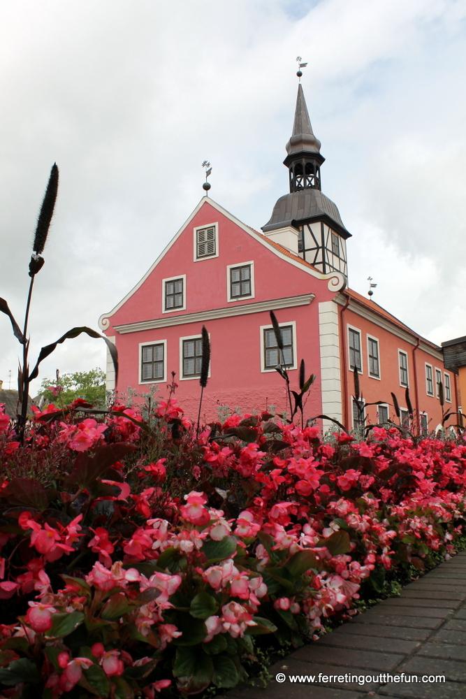 Bauska Old Town Hall