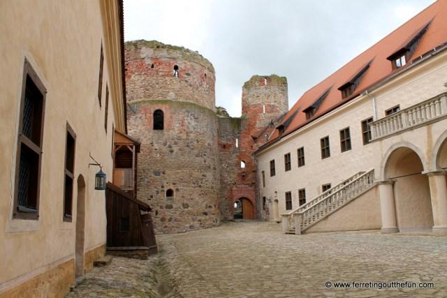 Bauka Castle Latvia