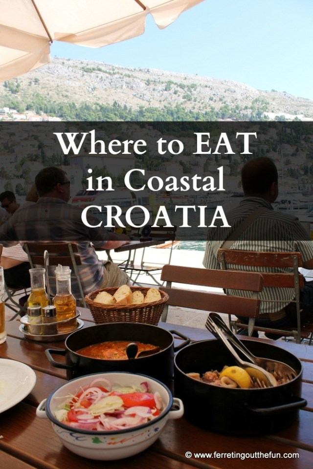 Croatia Dining Guide