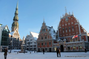 50 Incredible Photos of Riga in Winter