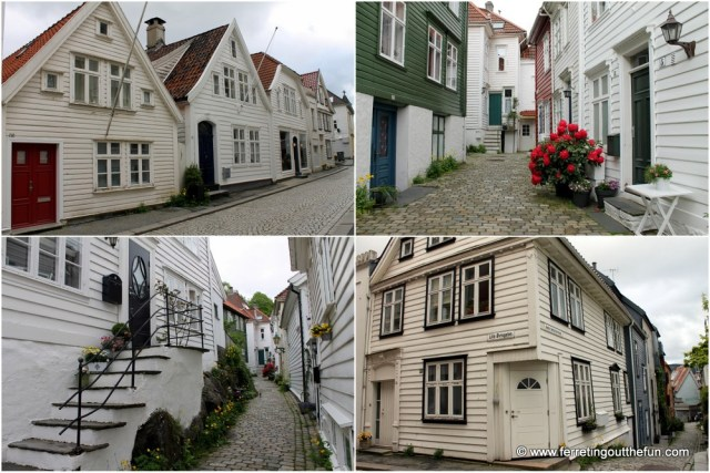 Bergen Norway Architecture