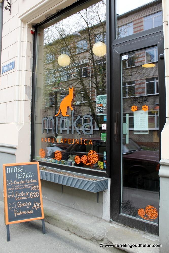 Minka Cat Cafe Riga