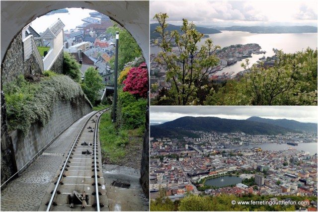 Mount Floyen Bergen
