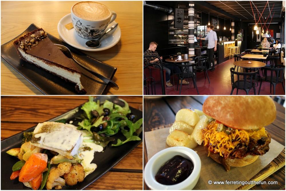 Riga Makonis Cafe
