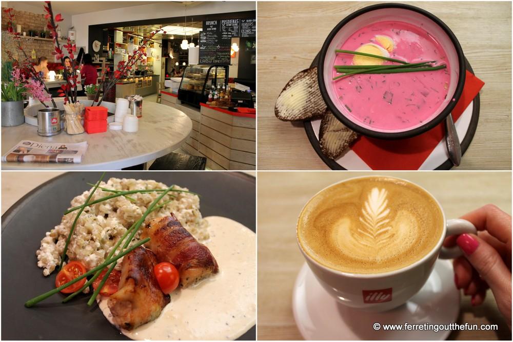 Riga Innocent Cafe