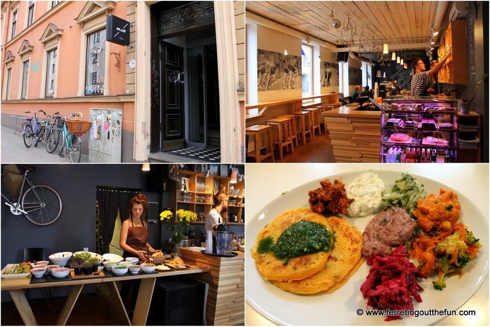 Riga Miit Vegetarian Cafe