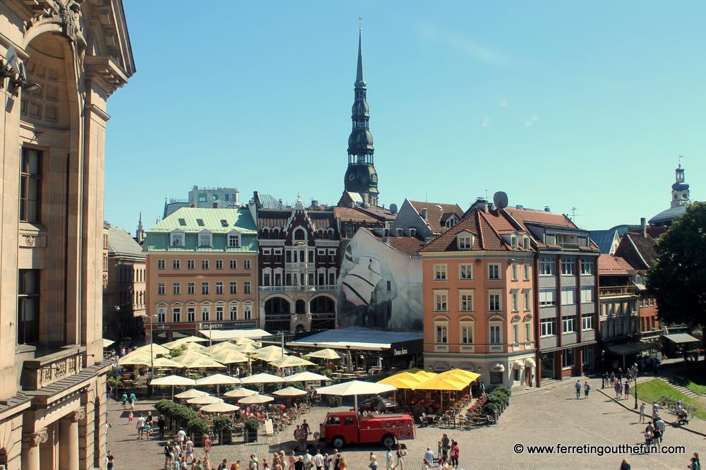 Riga Dome Square