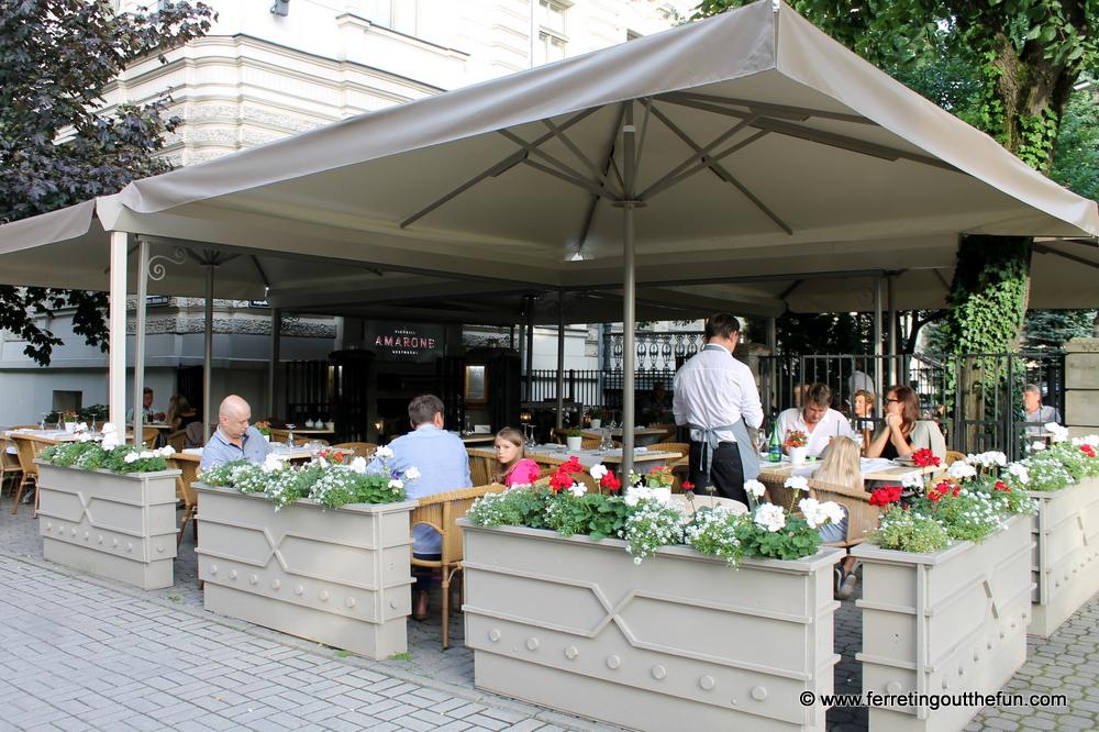 Amarone Restaurant Riga