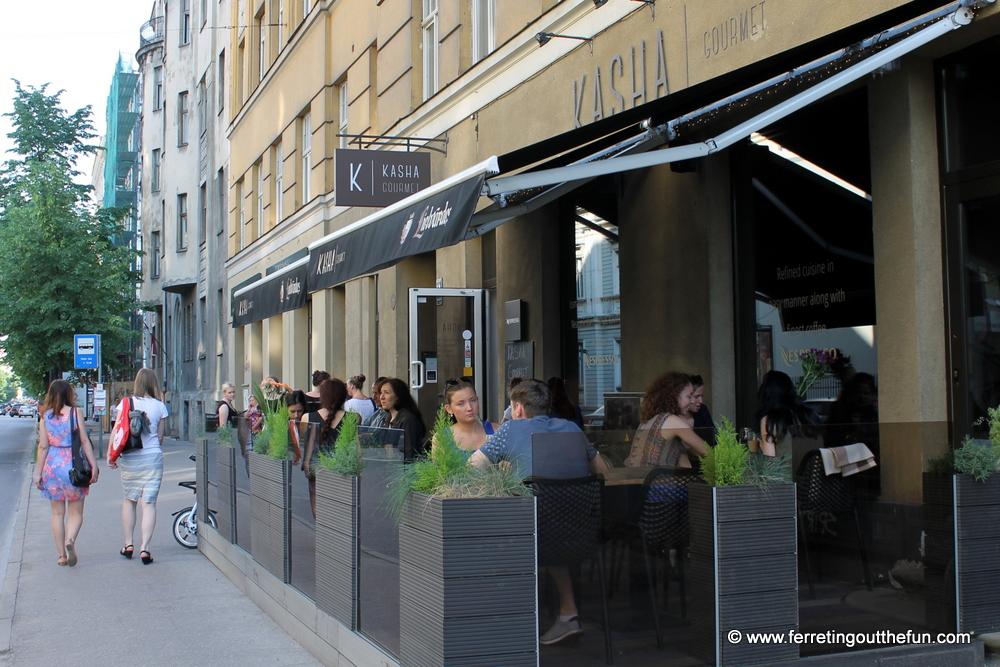 Kasha Gourmet Riga