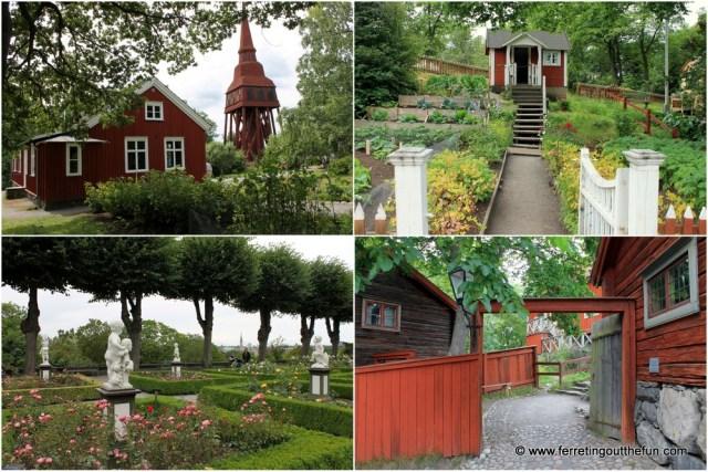 Stockholm Skansen open-air museum