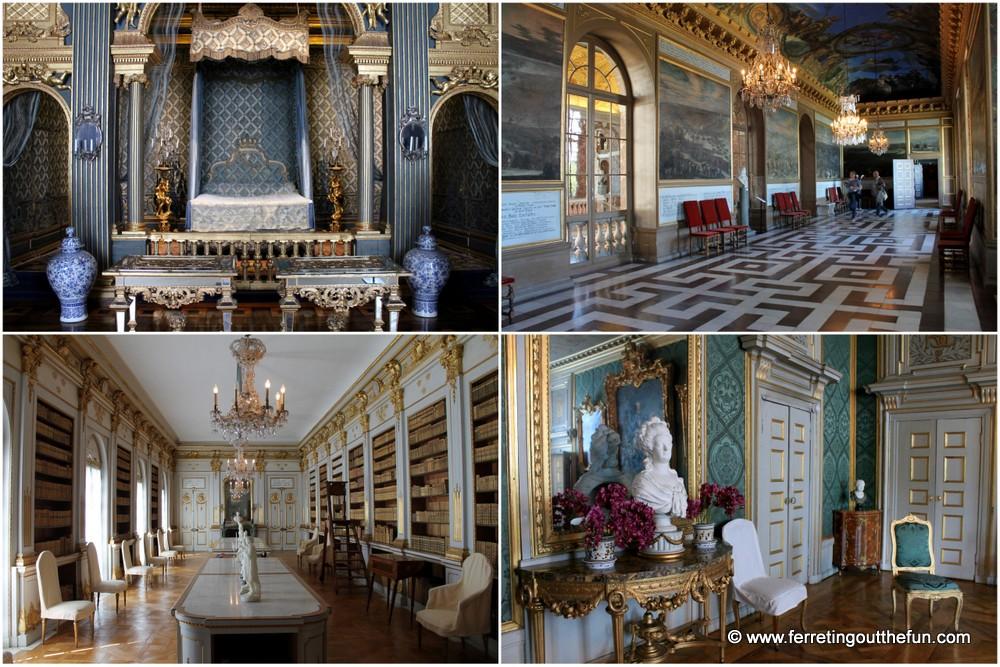 Drottningholm Palace tour