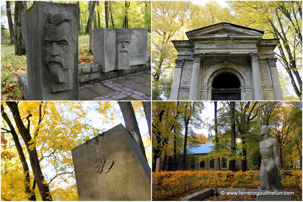 Riga Great Cemetery