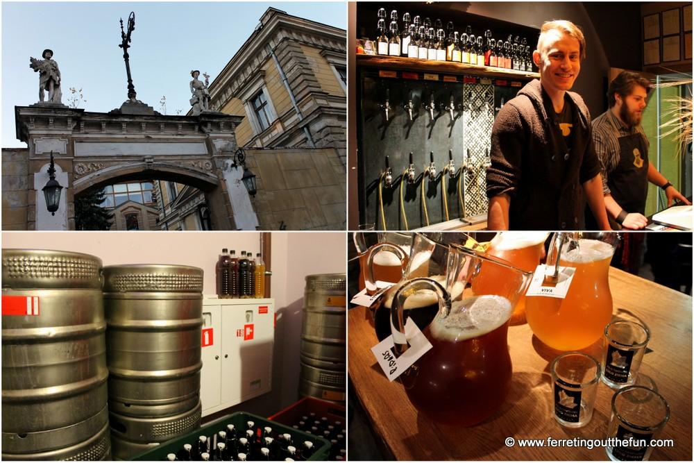 Riga Labietis Brewery