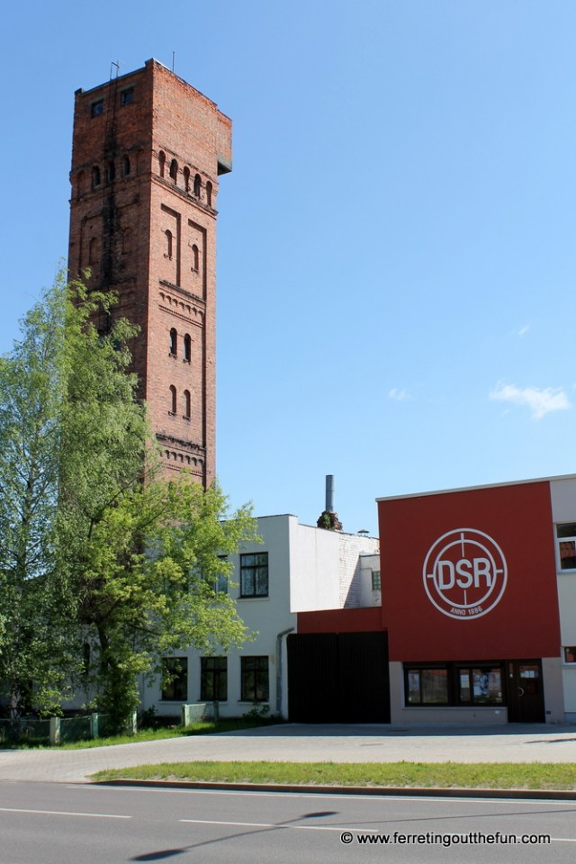 Daugavpils Lead Shot Factory